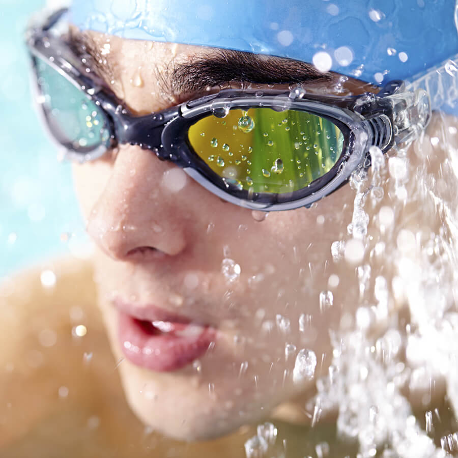Swimming Goggles Anti-Fog Coating