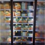 Anti-Fog Film Coating for Freezer Doors