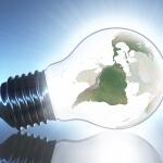 Earth in a Light Bulb
