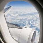 Airplane Window Scratch Resistant/Anti-Fog Coating