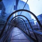Anti-Fog Coating for Glass Archway/Bridge