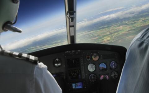 Aviation & Aerospace Anti-Fog Film & Weatherable Coating