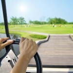 Anti-Fog Film Coating for Golf Carts