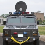Scratch Resistant/Anti-Fog Film Coating for Police Vehicles