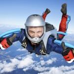 Skydiving Helmet Anti-Fog Film Coating