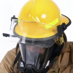 Anti Fog Firefighter Visor