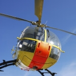 Anti-Fog Film Coating for Helicopters