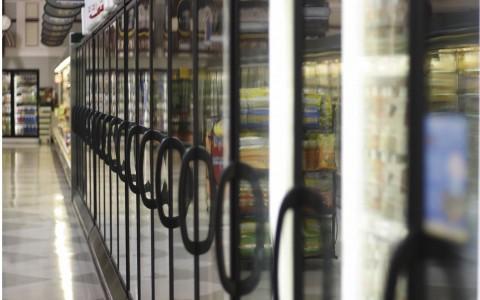 Anti-Fog PET Film for Freezer Doors