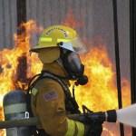 Firefighter Anti-Fog Film Lens Coating
